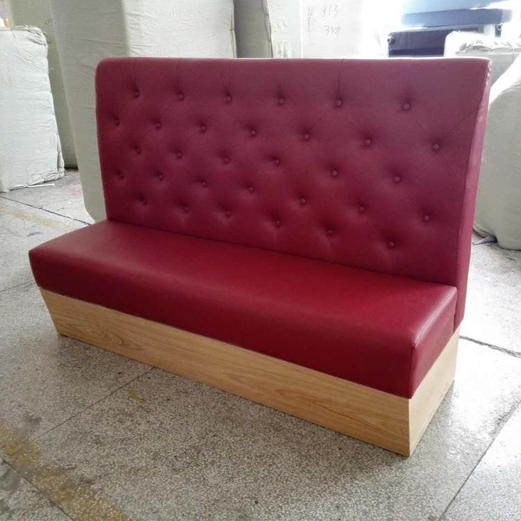 餐廳卡座沙發的材質怎么選擇?